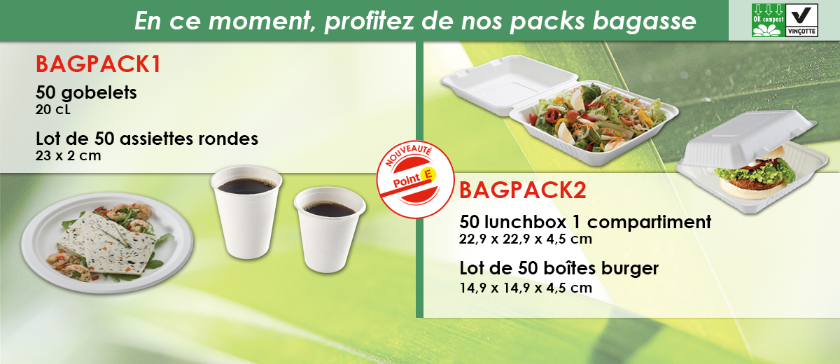 Pack Bagsse